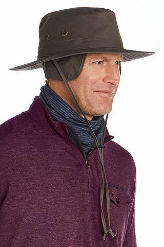 Men s Wax Cotton Boonie Hat UPF 50+  e7596b1cc46