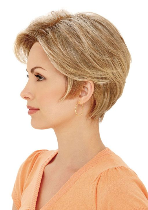 Hairstyles For Fine Thin Hair short hairstyles for women with thin hair Wedge Thin Hair Layered Wedge Haircut Bob Haircuts For Fine Hair Pictures