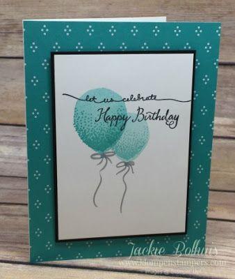 Let S Make Birthday Cards Klompen Stampers Birthday Cards Greeting Cards Handmade Cards Handmade