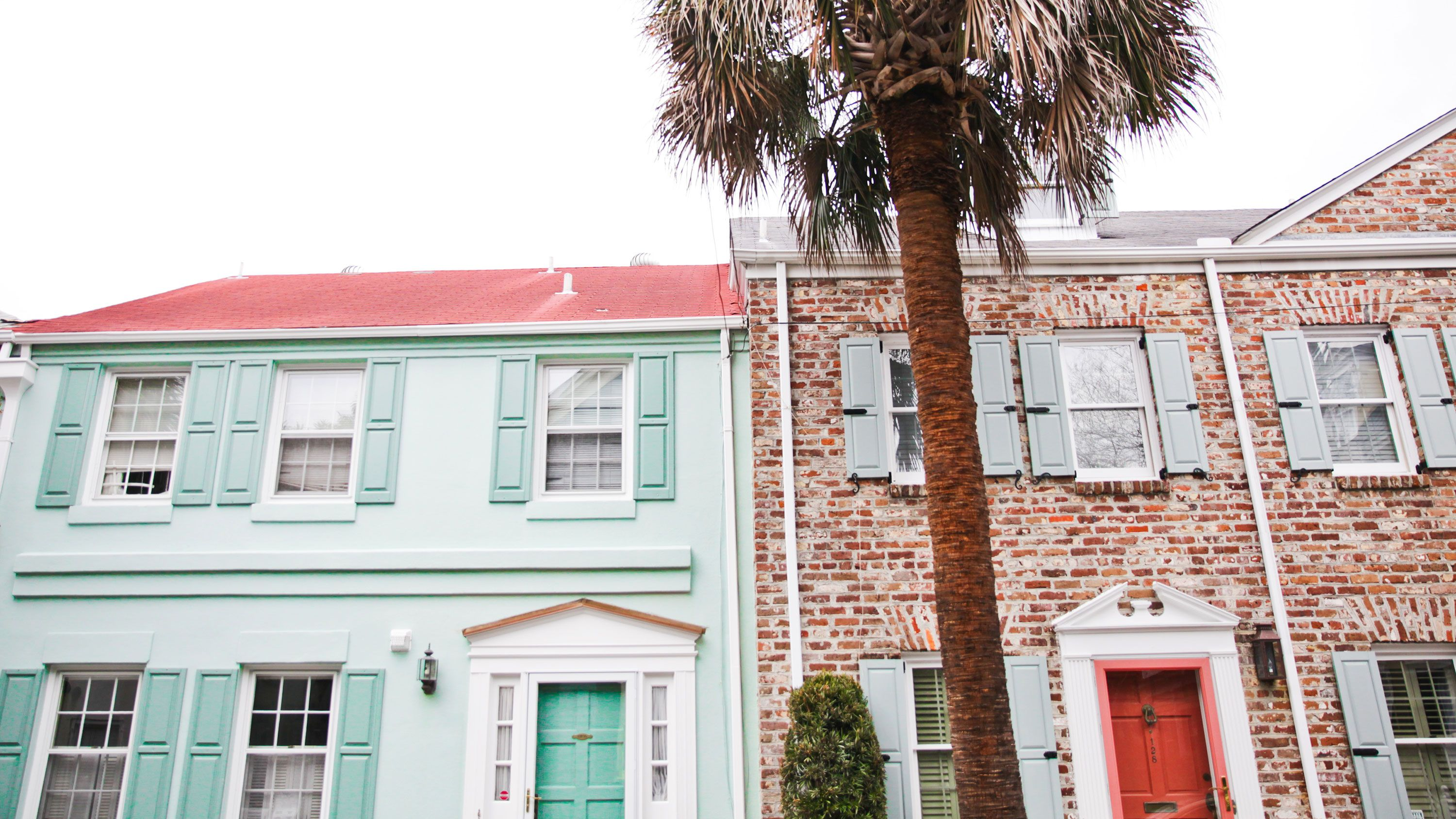 Charleston - The sort of typical architectural charm you won't stop delighting in.