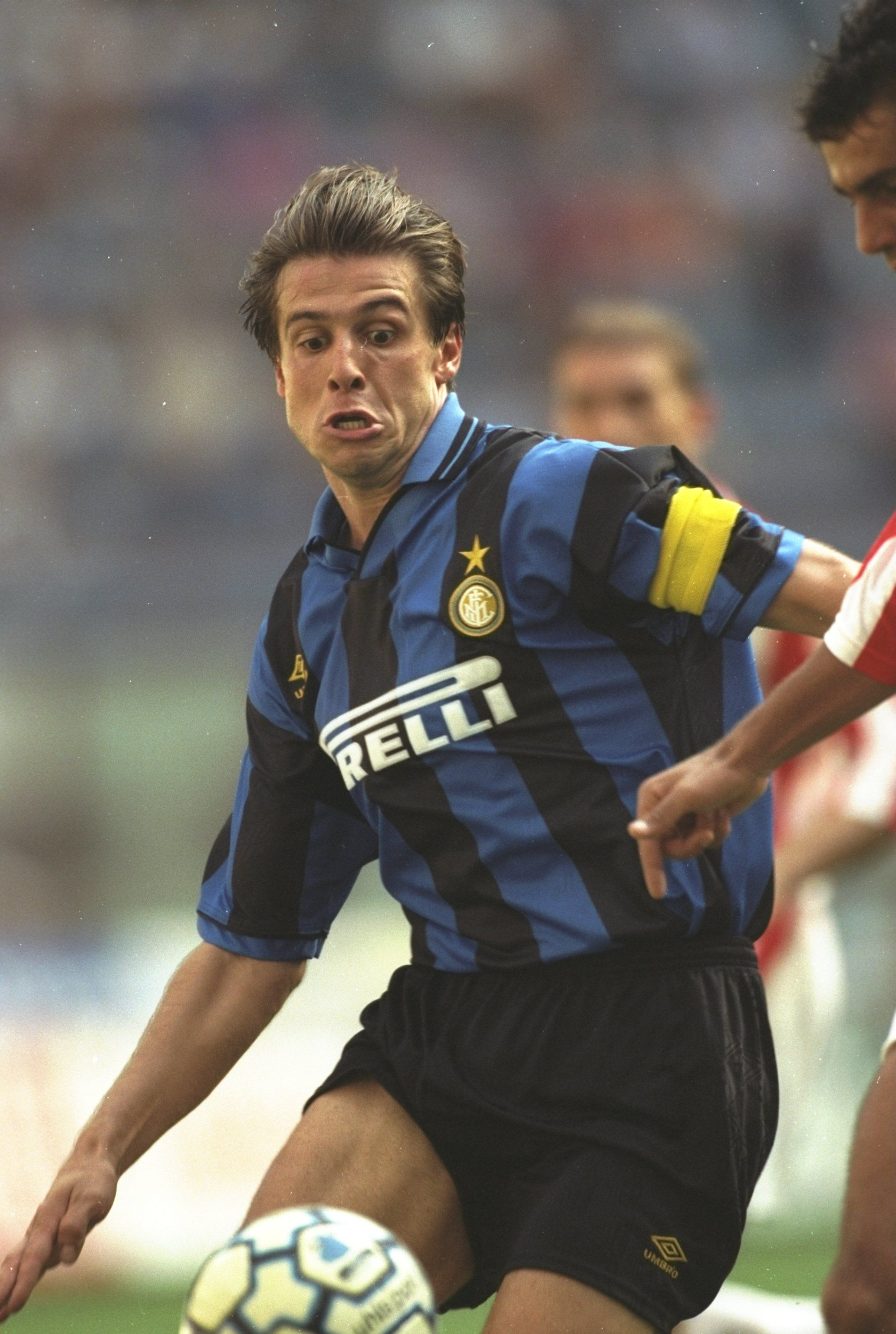 Inter Milan Ranking The 50 Greatest Inter Players Of All Time Inter Milan International Football Football Shirts