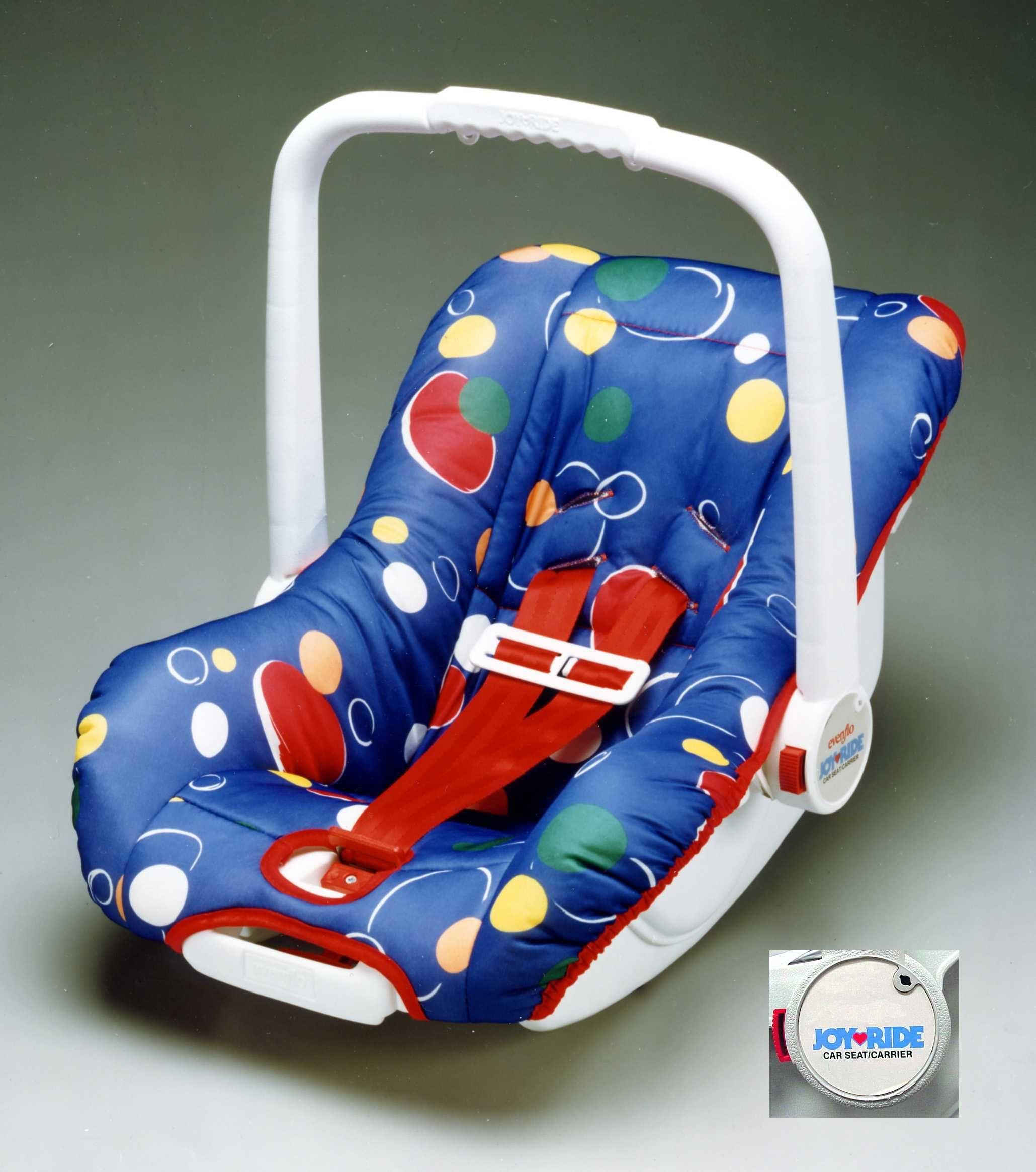 Evenflo Joyride Car Seats no base mid to late 90s  Baby