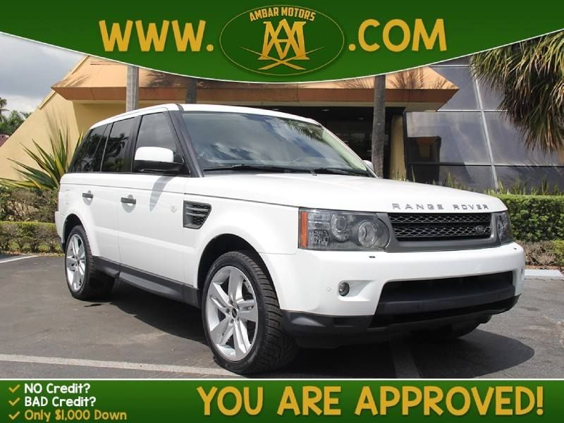 2011 Land Rover Range Rover Sport HSE LUX. CALL US (855