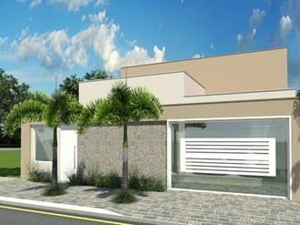Tipos de muros residenciais casa perfeita pinterest - Tipos de muros ...