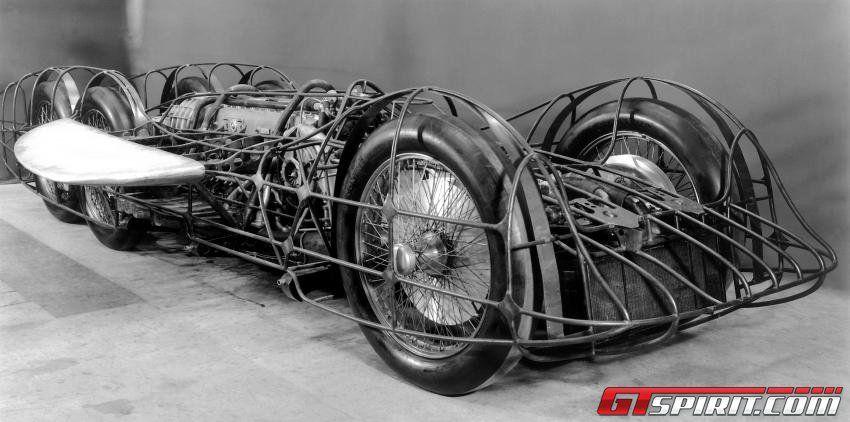 Mercedes-Benz T80 Rekordwagen