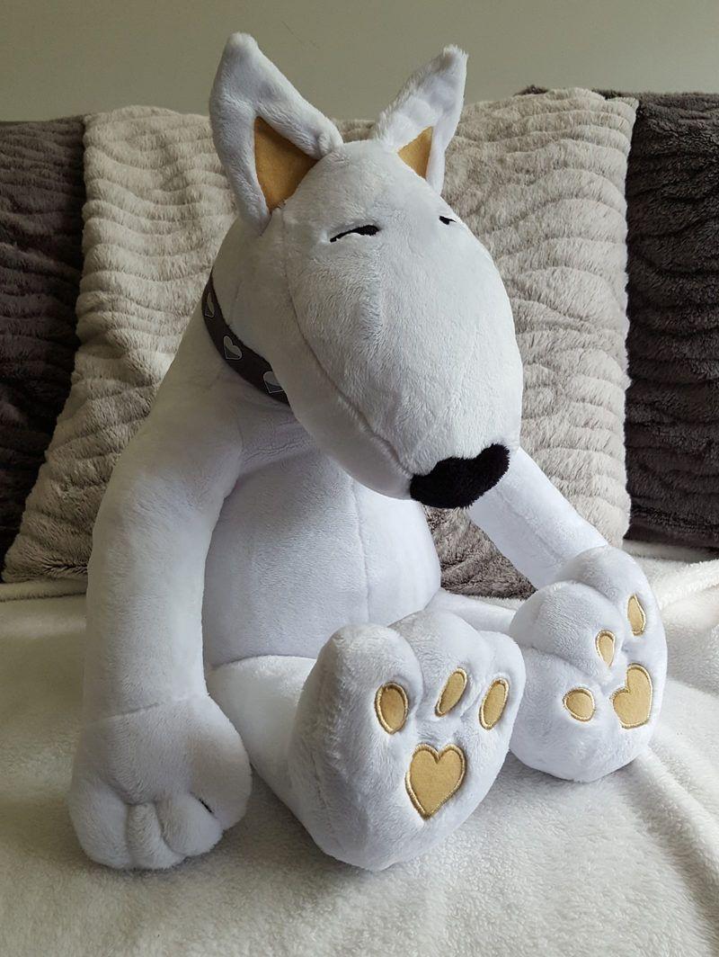 16++ Bull terrier stuffed animal images