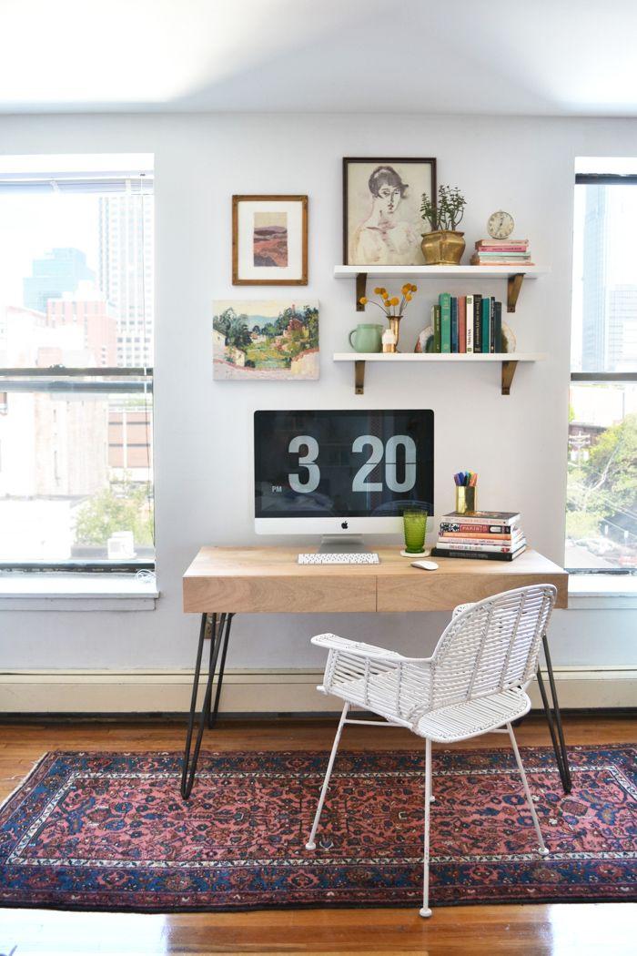 fotos con las mejores oficinas en casa para inspirar tu proyecto escritorio vamos pequeos espacios