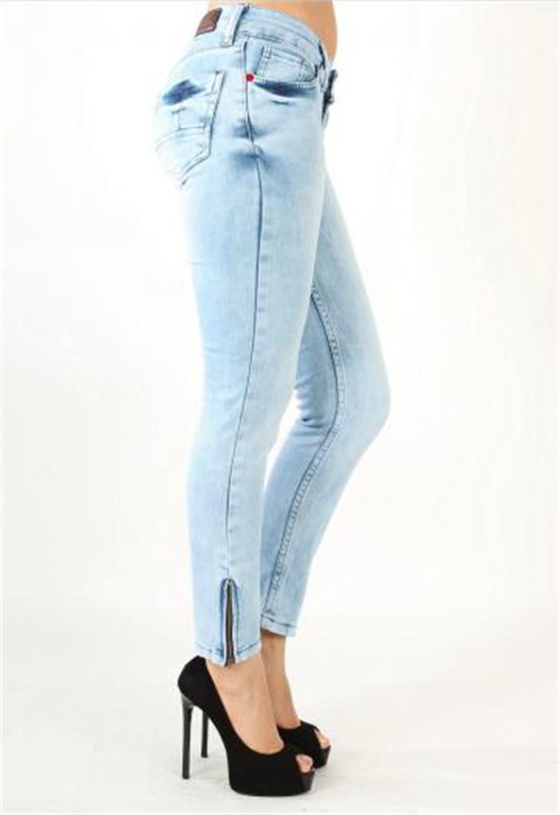 Yırtık Paça Jeans Pantolon | Modelleri ve Uygun Fiyat Avantajıyla | Modabenle