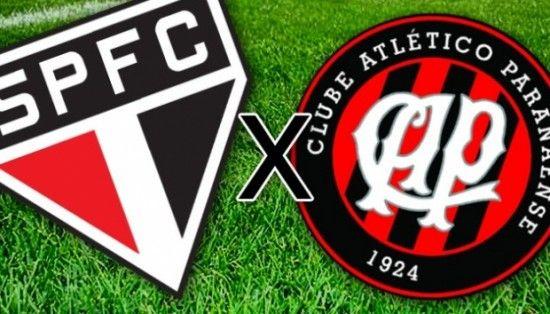 Assistir Transmissão São Paulo x Atlético Paranaense Ao Vivo | Esportes e  Jogos