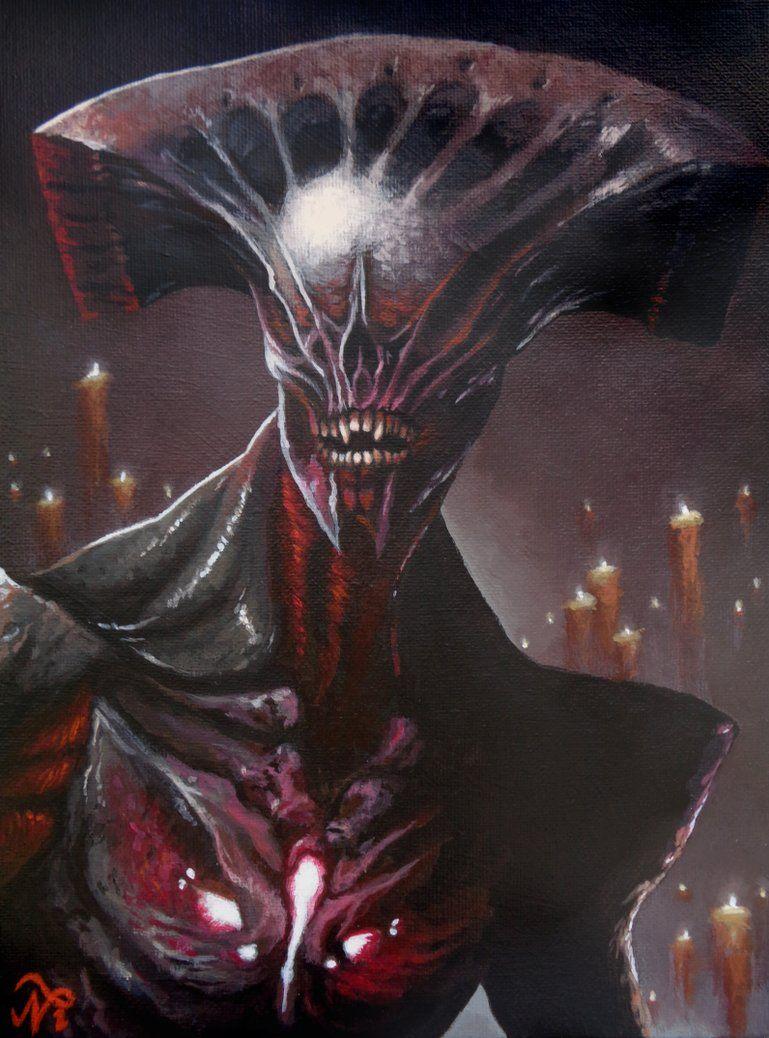 Doom Summoner Painting By Xous54 Deviantart Com On Deviantart