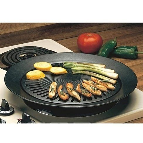 Smokeless Indoor Stovetop Barbeque Grill Gift Ideas Pinterest
