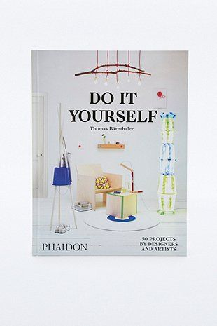 Livre do it yourself 50 projects by designers and artists urban dezeen has teamed up with phaidon to offer five readers the chance to win a copy of do it yourself a book containing instructions for 50 diy projects solutioingenieria Gallery