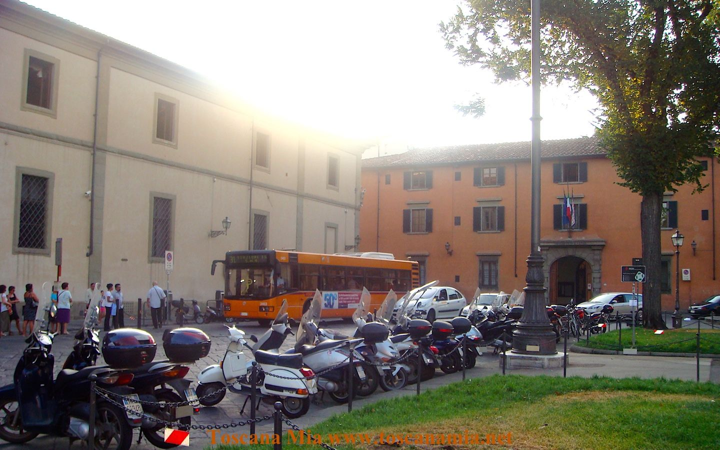 "Florence Bus Tuscan SMS Bus Ticket In Florence, buy a bus ticket with a SMS. So cool ! We were so tired of walking and last minute we decided to get on a bus. We sent an SMS with the text ""ATAF"" to the number 4..."