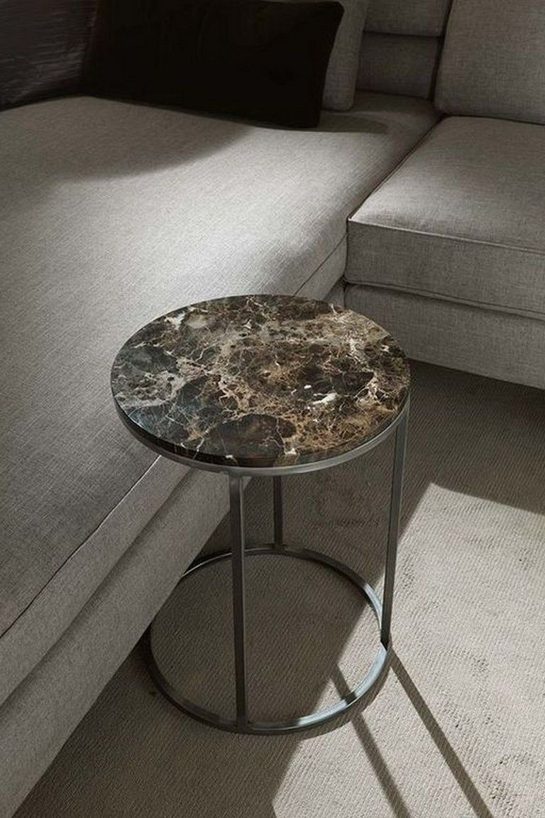 22 Cool Modern Marble Side Table Designs For Living Room Table Tabledesign Livingroomtable Marble Side Tables Side Table Marble Side Table Living Room