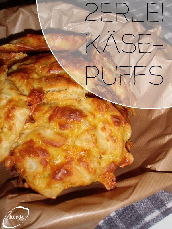 2Herde.com: 2erleiKäse-Puffs