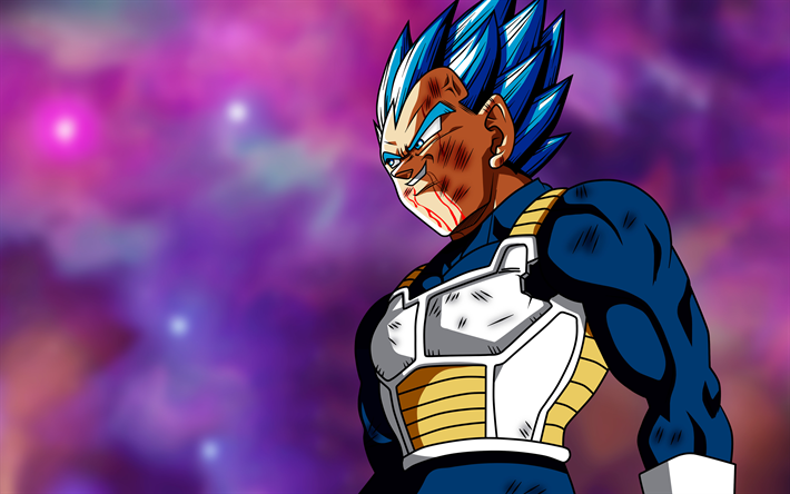 Download Wallpapers Vegeta Art 4k Dragon Ball Super Manga Dbs Dragon Ball Dragon Ball Naruto Engracado Papel De Parede Hd
