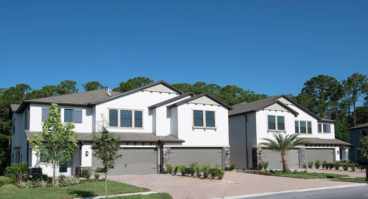 Discover sortino townhomes at estancia in wesley chapel
