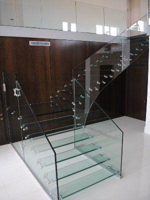 Diseños modernos de escaleras Interior De La Casa Diseño hogar - escaleras modernas