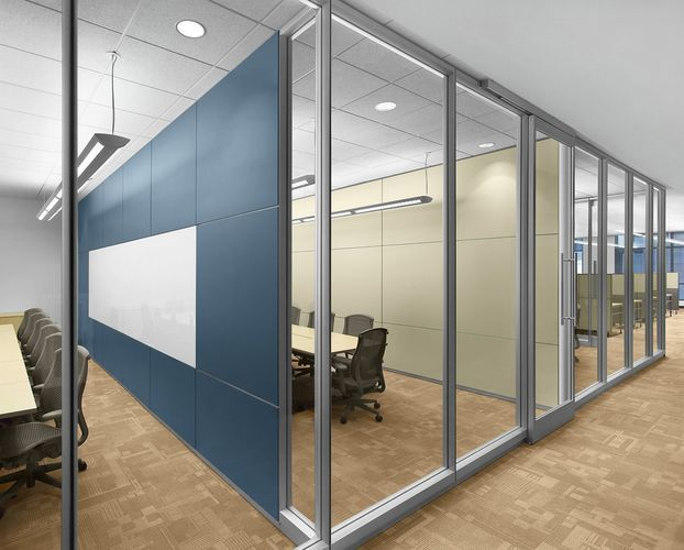 Dirtt Glass Partition Conference Room Design Commercial Design Residential Design