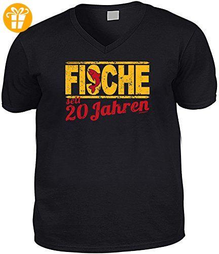 Cooles V-Neck - T-Shirt als Geschenk zum 21. Geburtstag - Super Funshirt - Goodman Design® Gr: XXL Farbe: schwarz (*Partner-Link)