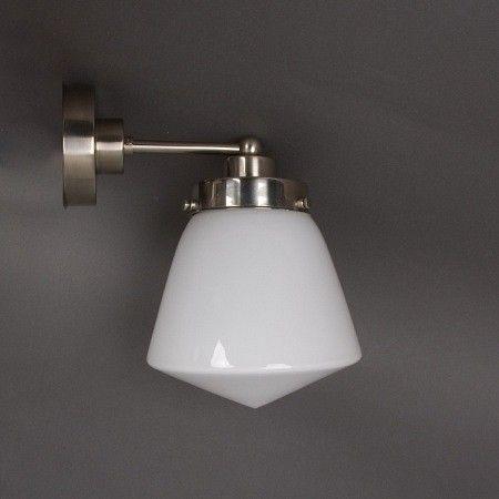 Wandlamp Schoollamp middel