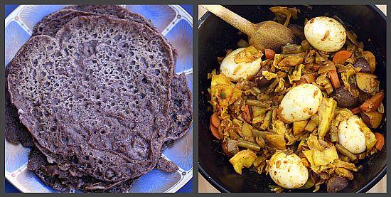 Ethiopian injera and wot vegetarian and gluten free main dishes ethiopian injera and wot vegetarian and gluten free forumfinder Image collections