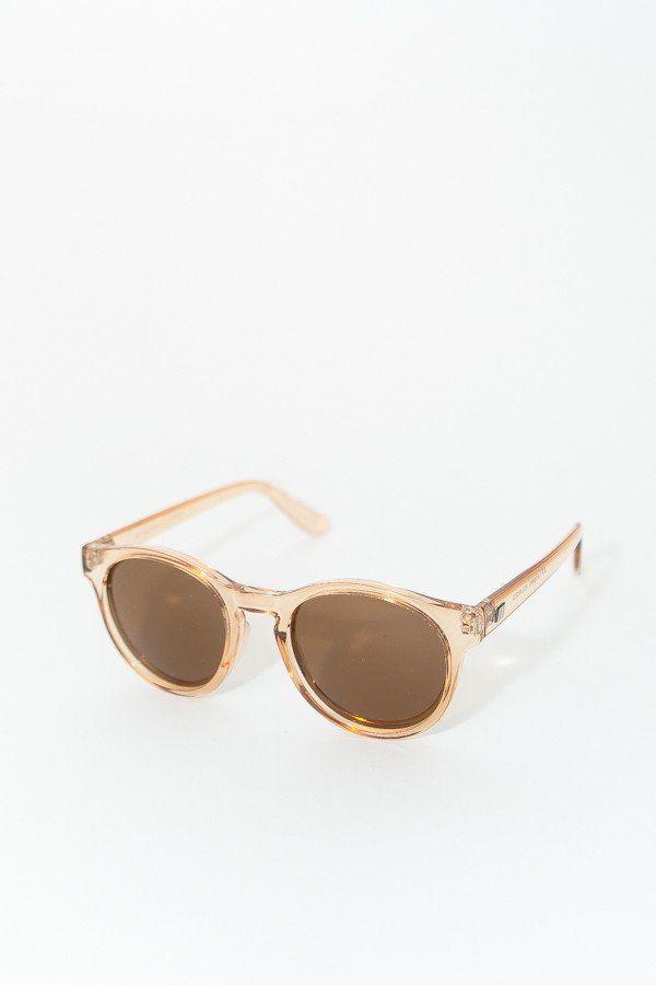 a35de9a1cb433 Le Specs Hey Macara Sunglasses   Blonde