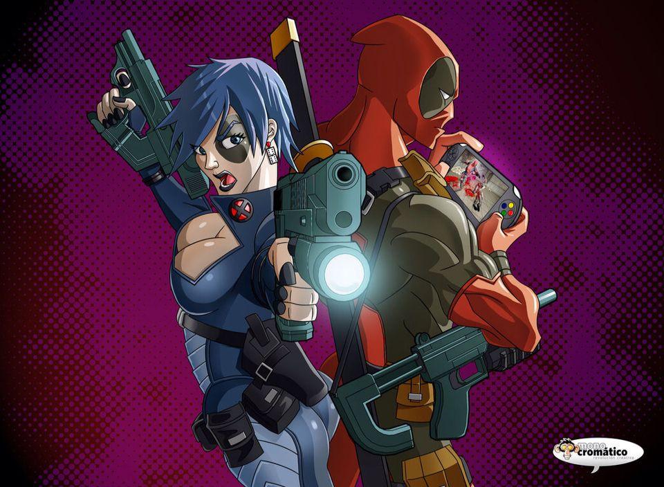 Copycat And Deadpool.