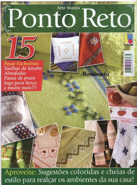 Revista de Ponto reto* - Mariangela Maciel - Веб-альбомы Picasa