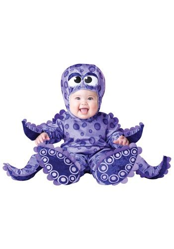octopus the 22 all time cutest halloween costumes for geeky babies
