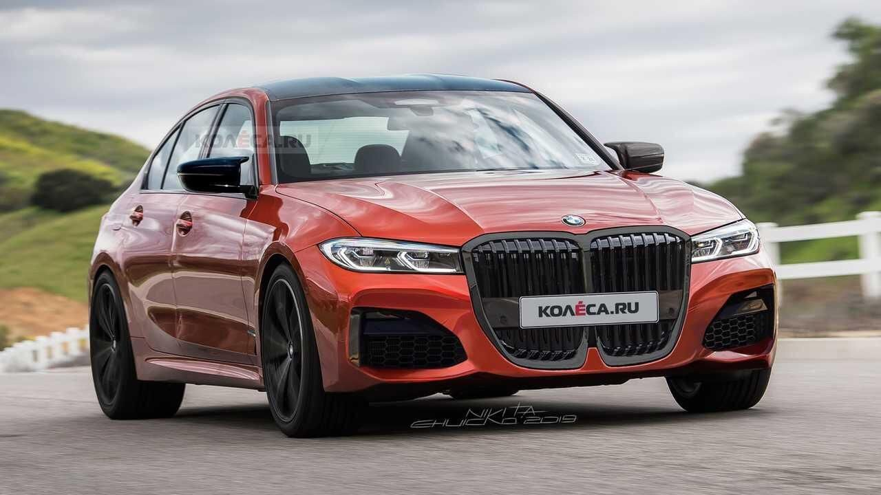 2020 G80 M3 Render Might Be Hanging Onto My F80 For Good With