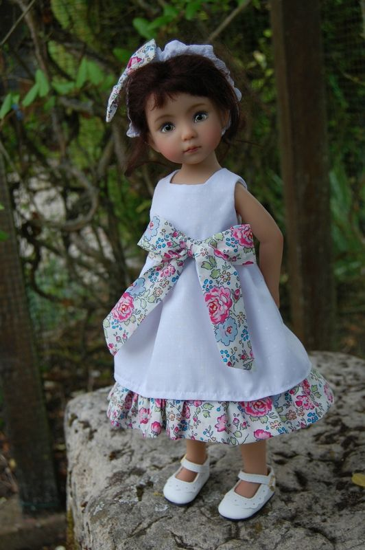 7b30ab0b0ae tenue de cérémonie pour petite fille modèle... - Le dressing des Little  Darling