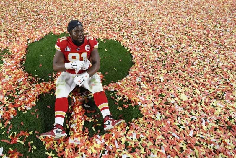 NFL Football Super Bowl LIV Kansas City Chiefs v San
