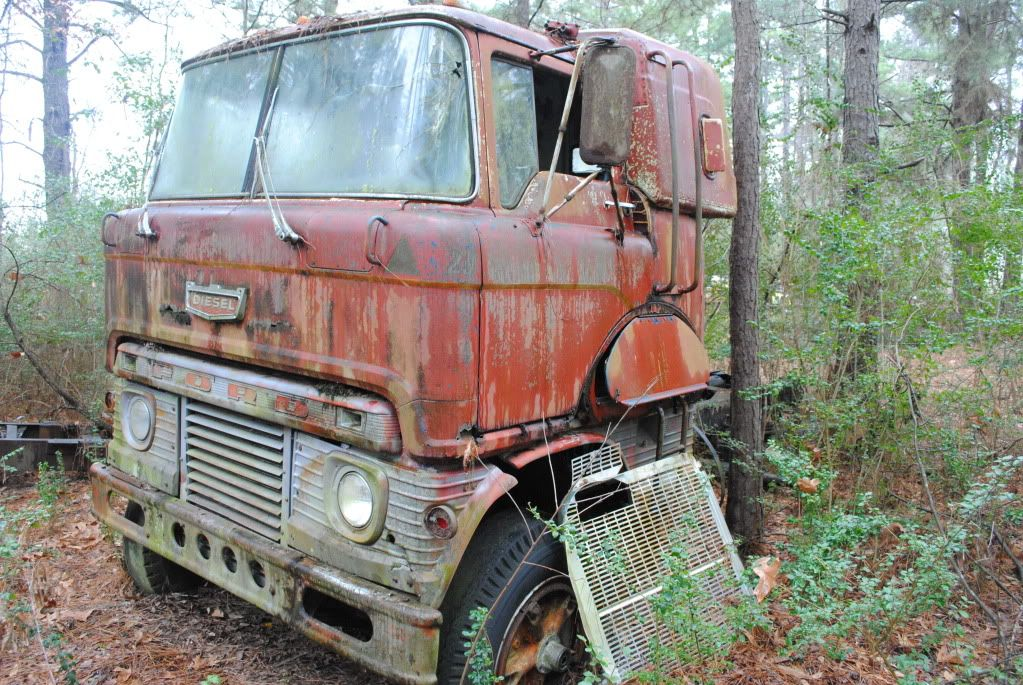 Truck without trailer | Forgotten Rides | Pinterest | Ford, Biggest ...
