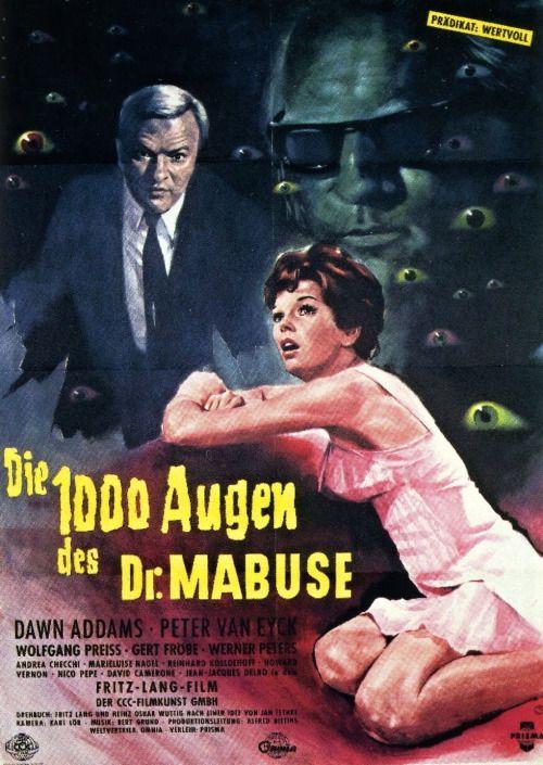 Dr. Mabuse, 1966.