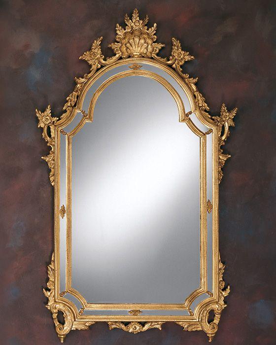 Wall Mirrors Decorative Mirror Carved Mirror Gold Leaf Mirror