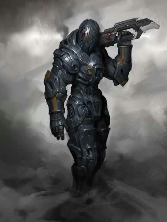 Armure Futuriste Épinglé par guilhem castanet sur armures futuriste | armaduras