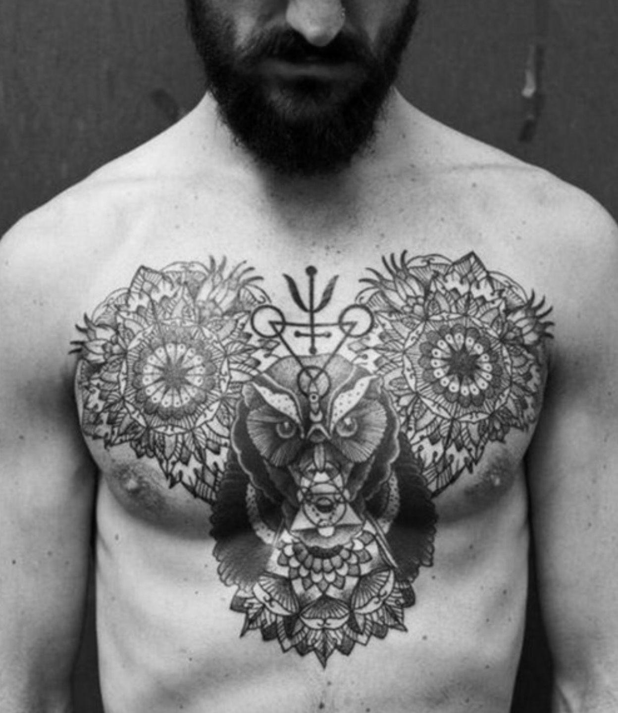 Pin by Sarah Fox on Tattoos & Tattoo Ideas! Chest tattoo