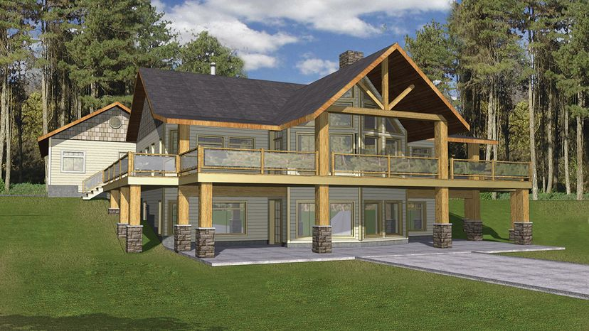 Homeplans Com A Frame House Plans Ranch House Floor Plans Ranch Style House Plans
