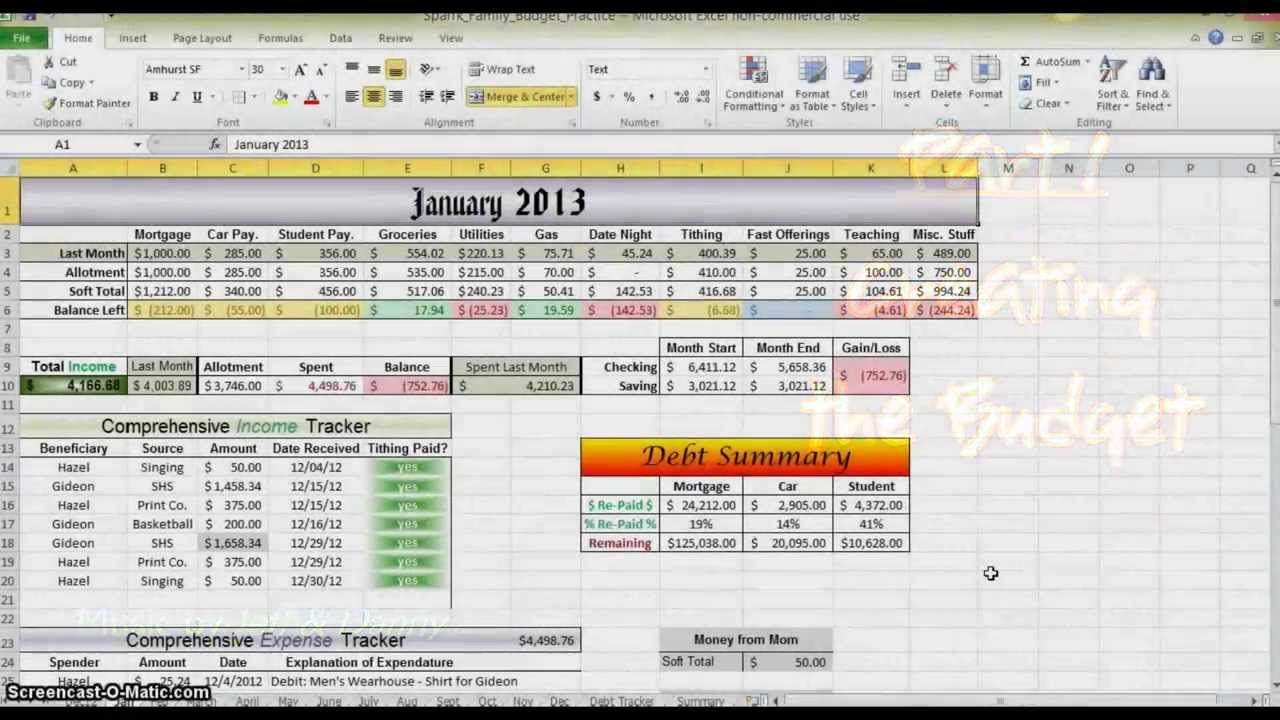Syllabus Outcome Use A Spreadsheet To Prepare A Hypothetical
