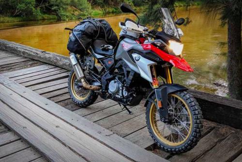 Bmw G310gs Gets An Adventure Kit Breaking Bad Drivemag Riders Bike Bmw Bmw Adventure Bike