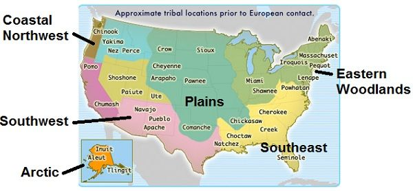 Native American Cultures of the United States | Of, Culture and ...