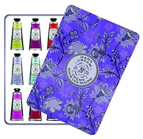 La Chatelaine Large Hand Cream Tin Gift Set with Organic Argan Oil 1 fl oz Pack of 12 ** Check this awesome product by going to the link at the image.