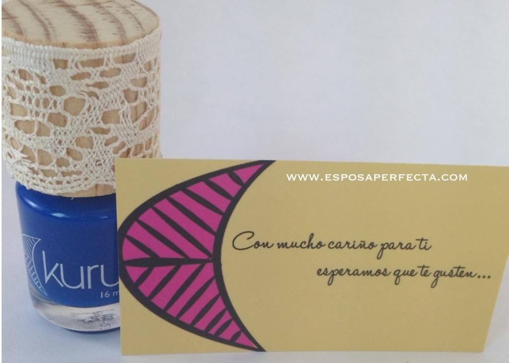 Kuru, esmaltes para uñas muy mexicanos | Esposa Perfecta Blog ...