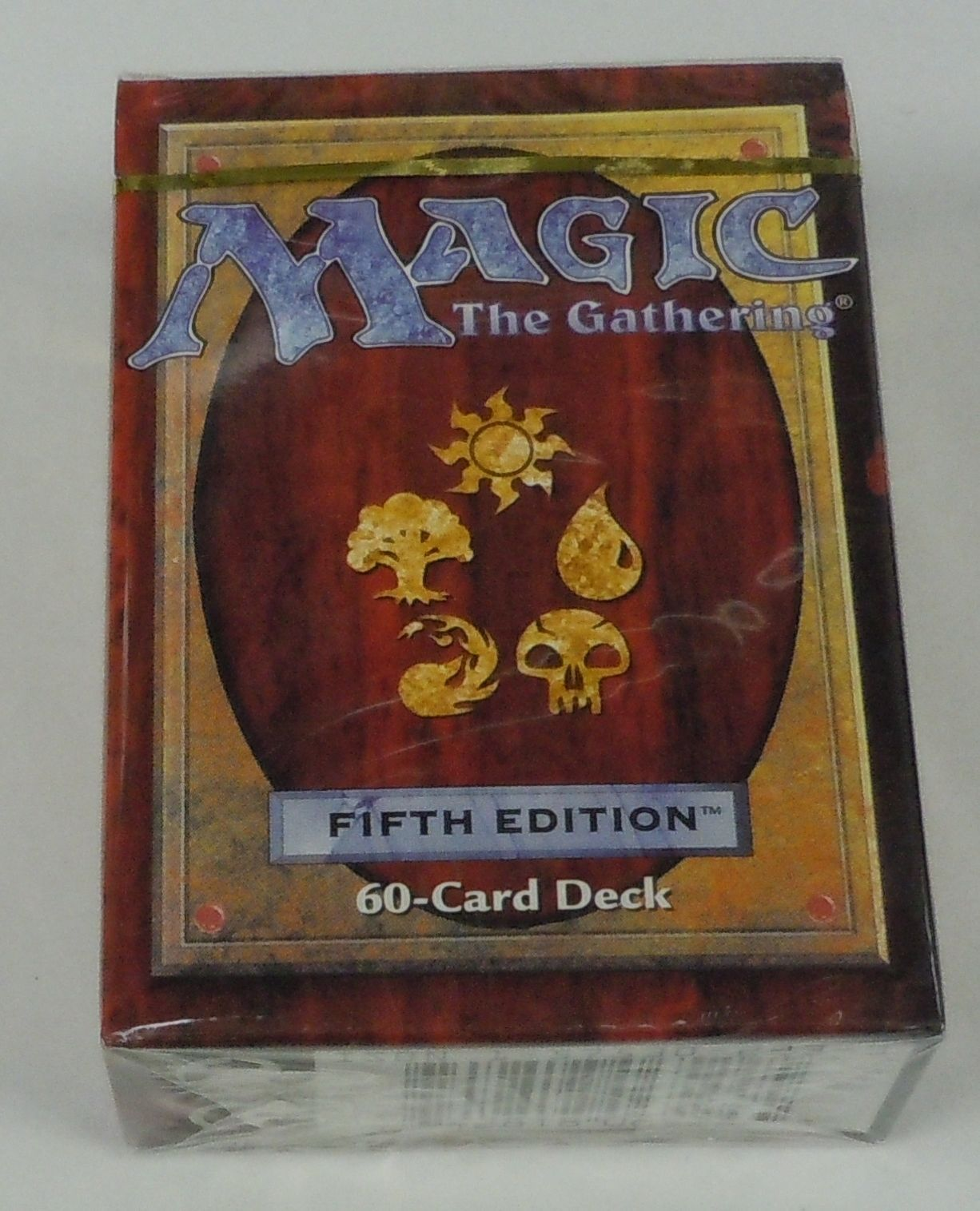 MTG Magic Fifth Edition Starter Deck from Box New Pack 5th | eBay
