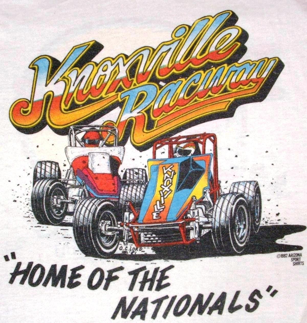 Old T Shirt Vintage Shirts Racing Car Design Sprint