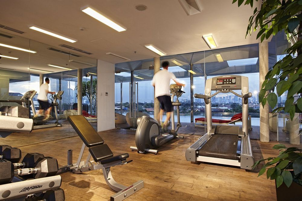 Residential Gym And Fitness Hotel Gym Residences