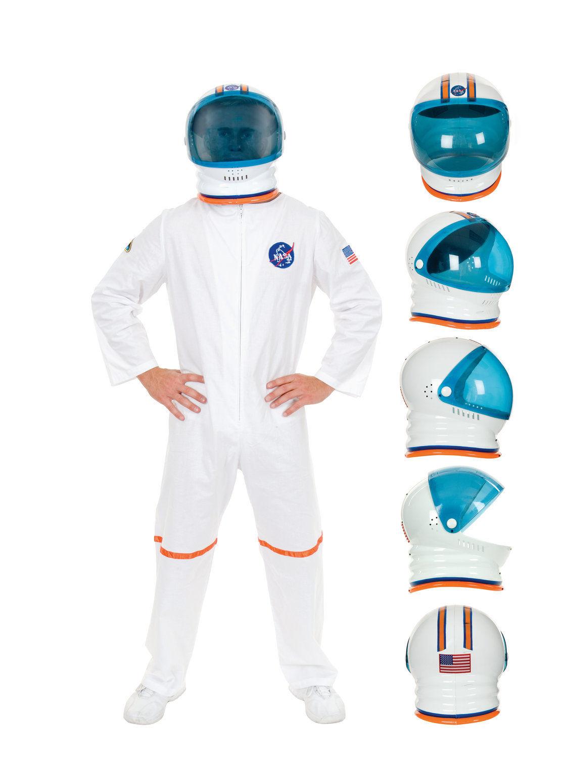 Adult Astronaut Space Nasa Shuttle Pilot Lab Apollo