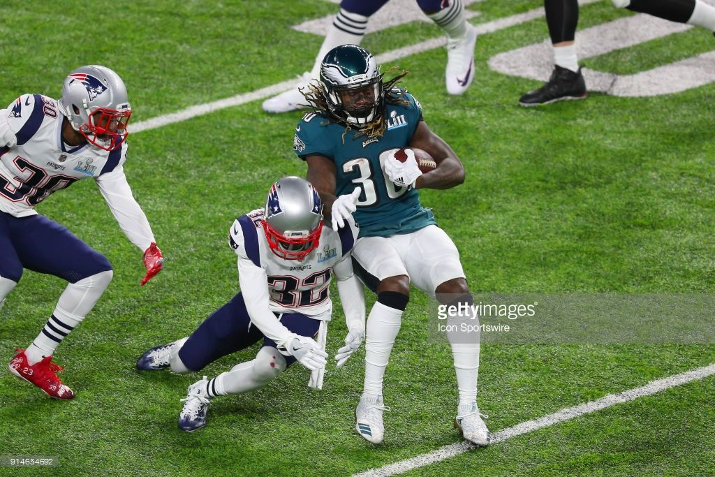 News Photo Philadelphia Eagles running back Jay Ajayi