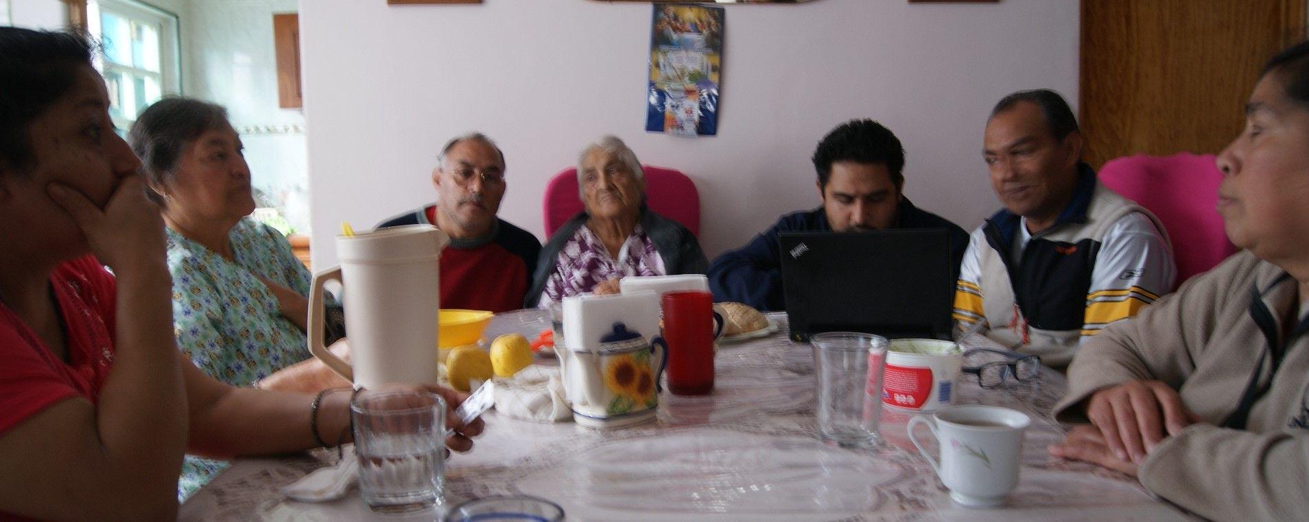 Domingo en familia F5.6    1/5    ISO 100